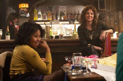 Dominique Fishback als Darlene und Margarita Levieva als Abby Foto: HBO
