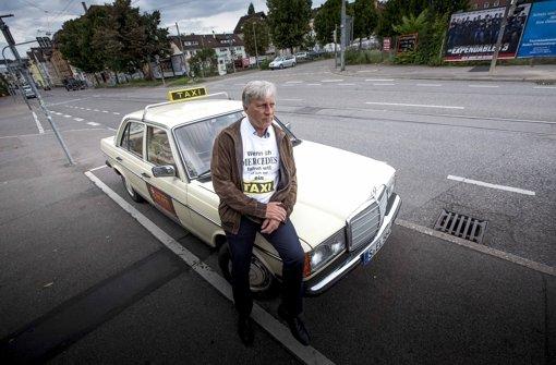 Taxifahrer drohen, den Wasen zu bestreiken