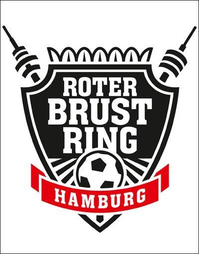 ... tragen auch VfB-Fans aus Schleswig-Holstein, Niedersachen und Bremen den roten Brustring mit dem Vereinslogo. Sogar Stuttgarter, die nach einem Aufenthalt in der Hansestadt wieder in die schwäbische Heimat zurückgekehrt sind, halten dem Fanclub weiter die Treue. Foto: Roter Brustring Hamburg e.V.