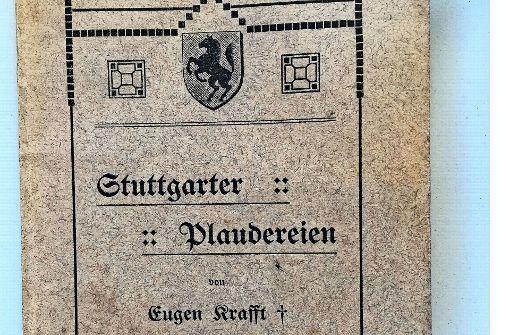 Spannende Lektüre  von  1909
