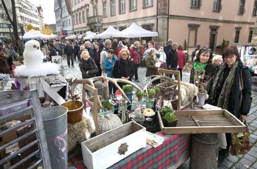 Esslinger Herbst lockt Stadtbummler