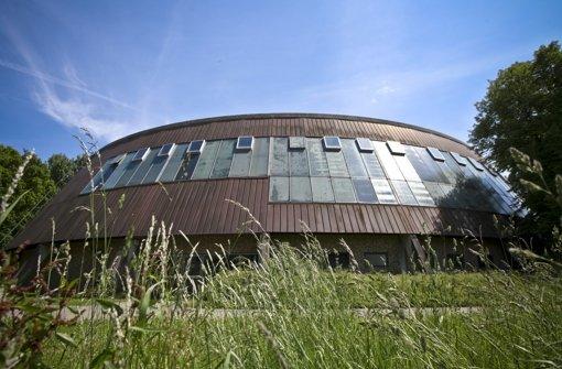 Die Rundsporthalle Waiblingen wurde 1971 erbaut. Foto: Peter-Michael Petsch