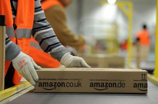 In den USA betreibt Amazon bereits erfolgreich zwölf stationäre Buchläden. Foto: dpa