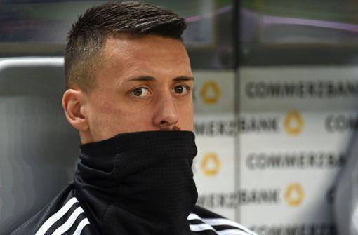Nach seiner Nicht-Nominierung ins DFB-Team zieht Sandro Wagner Konsequenzen. Foto: dpa