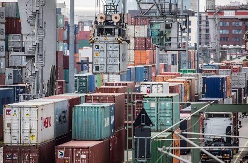 Deutsche Wirtschaft legt stark zu