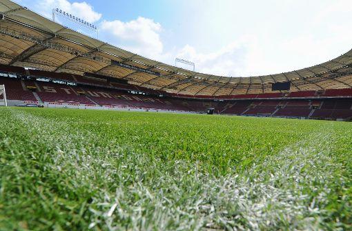Der VfB hat den besten Rasen