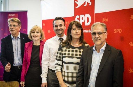 Genossen warnen vor CDU-Rückwärtsgang