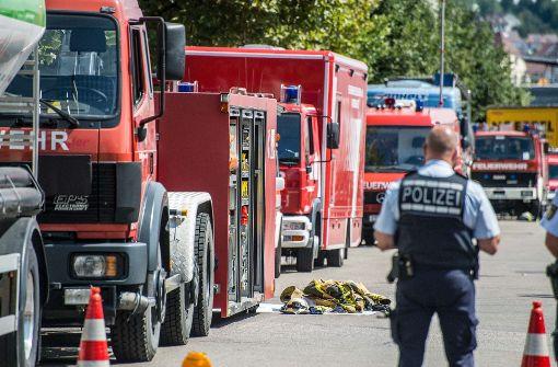 Großeinsatz für Feuerwehr nach Chemiekalienunfall