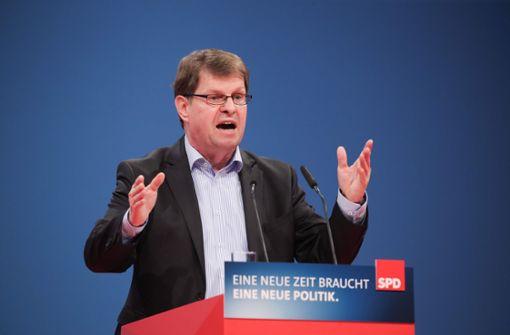 SPD-Vorsitzender ruft Partei zu mehr Disziplin auf