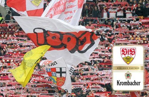 Gewinnen Sie ein VIP-Paket für das nächste VfB-Heimspiel. Foto: Baumann