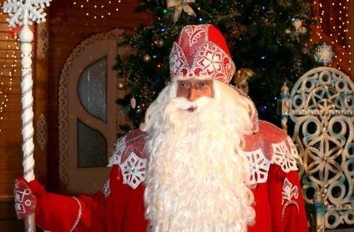 weihnachten in russland v terchen frost ein mythos. Black Bedroom Furniture Sets. Home Design Ideas