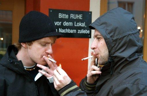 Kein totales Rauchverbot im Land
