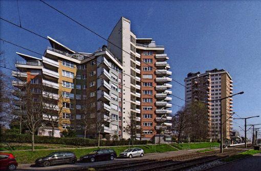 Neunzig mal Wohnen in Stuttgart