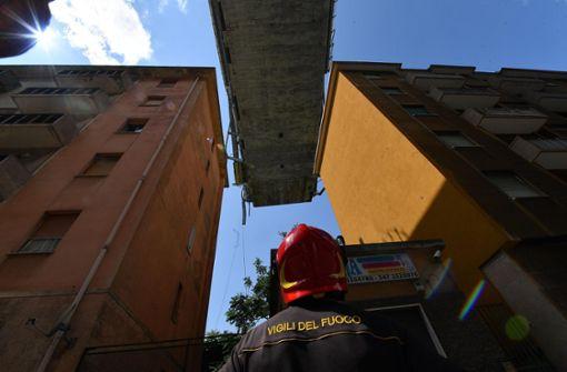 Die Brücken von Riccardo Morandi