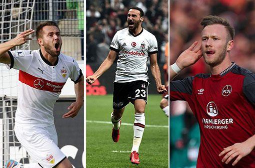 Tosun zum VfB, Breier zu Hansa Rostock?
