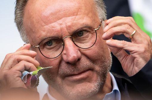 Karl-Heinz Rummenigge verteidigt umstrittene Pressekonferenz