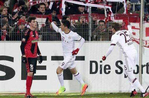 Lewandowski verhindert Bayern-Fehlstart