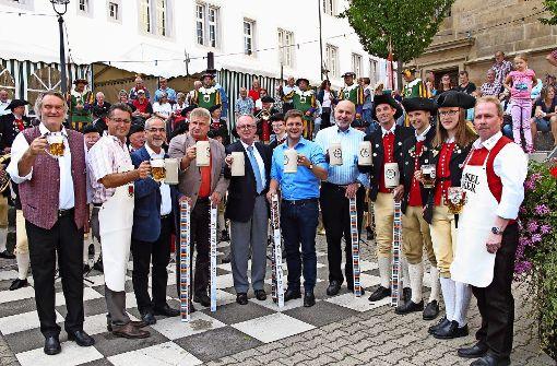 Buntes Treiben  und offene Denkmale beim Marktplatzfest