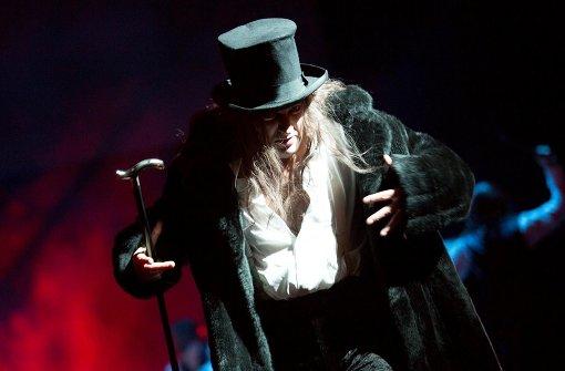 Randy Diamond, der Spätzünder auf der Musicalbühne