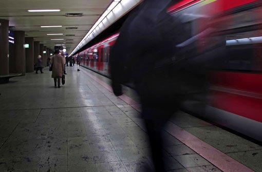 Die S-Bahnen in Stuttgart hatten am Freitagmorgen Verspätung. Foto: Leserfotograf bdslucky48