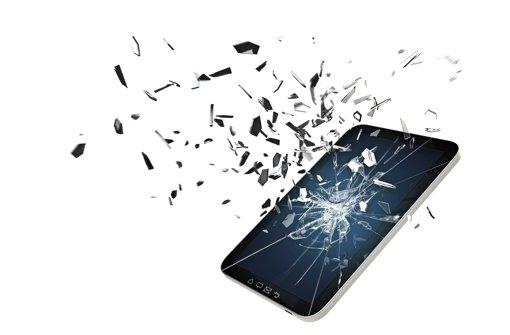 das smartphone hat schnell einen sprung doch zahlt auch die versicherung foto gunnar assmy - Versicherungsbetrug Beispiele