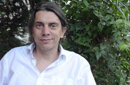 Der Autor und Kabarettist Thomas Lang. Foto: Lukas Jenkner