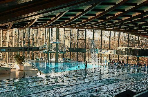 Ein akuter Sanierungsfall: das Sindelfinger Hallenbad Foto: factum/Granville