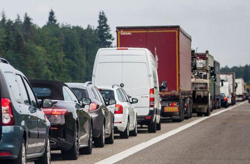 ADAC warnt vor mehr Staus auf Autobahnen