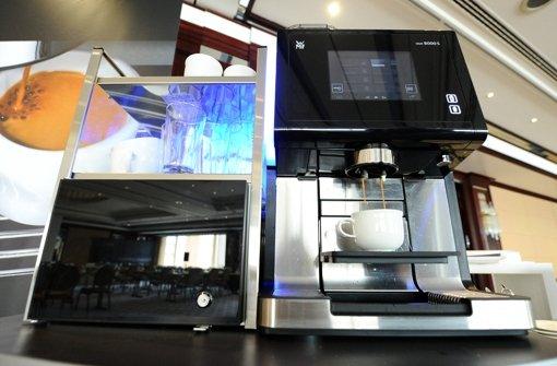 kaffeemaschinen von wmf in indien soll k nftig gefertigt werden wirtschaft stuttgarter. Black Bedroom Furniture Sets. Home Design Ideas