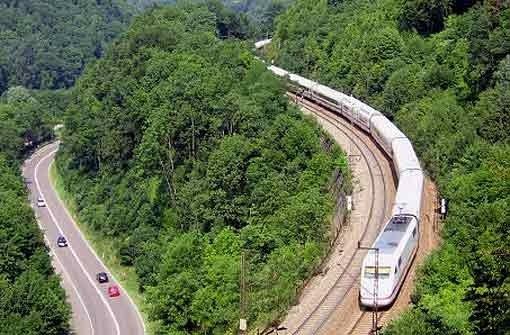 Die Neubaustrecke Stuttgart - Ulm hat eine weitere wichtige Hürde genommen. Foto: dpa