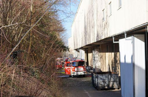 Der Brand war schnell gelöscht.   Foto: SDMG