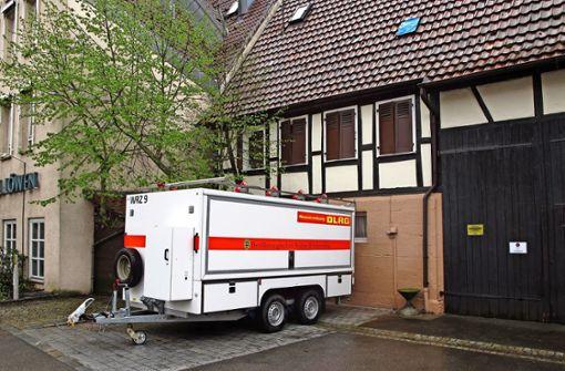 Baden-Württembergs teuerste Garage?