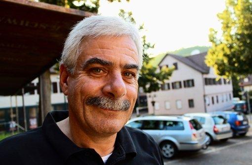 Wengerter Jürgen Koch. Foto: Schmidt