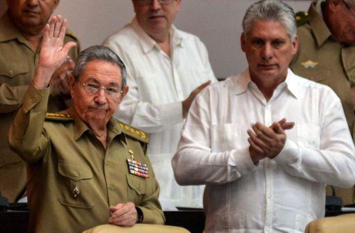 """Raúl Castros Nachfolger – ein """"uncharismatischer Manager"""""""