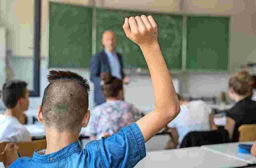 Das Kultusministerium hat Lehrern die neuen Bildungspläne vorgestellt. (Symbolfoto) Foto: dpa