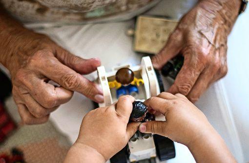 Finanzspritze fürs Mehrgenerationenhaus
