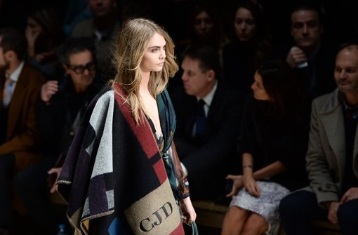 Model Cara Delevingne Foto: Getty Images Europe