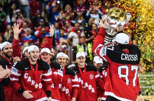 Kanada ist Eishockey-Weltmeister 2015. Foto: EPA