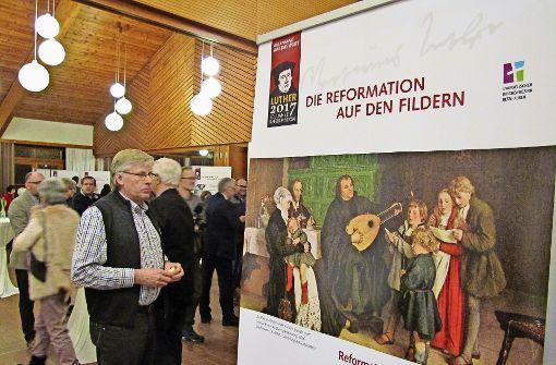 Luthers Spuren  auf den Fildern
