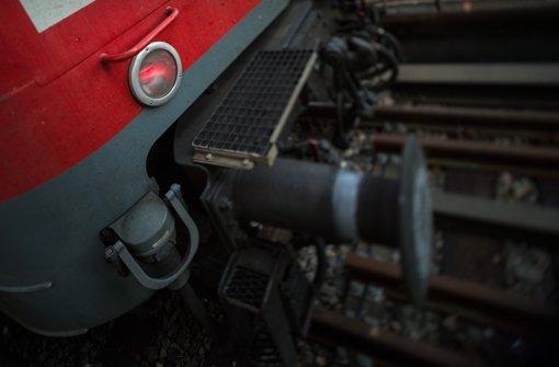Am späten Dienstagabend hätte sich am Bahnhof in Ludwigsburg womöglich ein schweres Unglück ereignet. Foto: dpa/Symbolbild