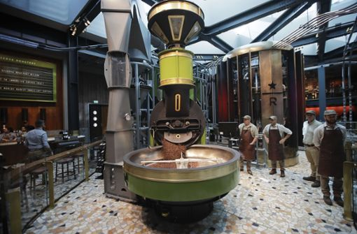Starbucks verneigt sich vor Italiens Kaffeekultur