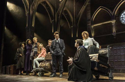 Harry Potter zaubert in Deutschland