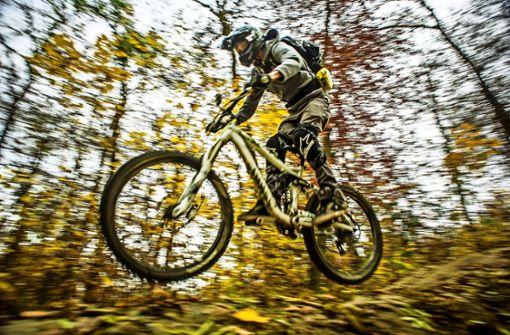 Ärger über schmutzige Biker in der Zacke