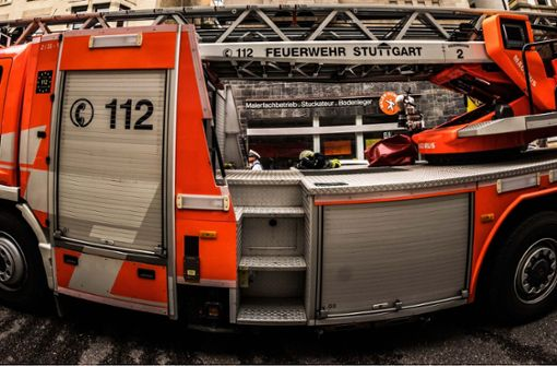 Die Feuerwehr musste am Freitagmittag nach Stuttgart-Möhringen ausrücken. (Symbolfoto) Foto: Lichtgut/Max Kovalenko
