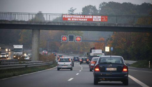Ordentliche Luft im Stadtbezirk Münster am Donnerstag