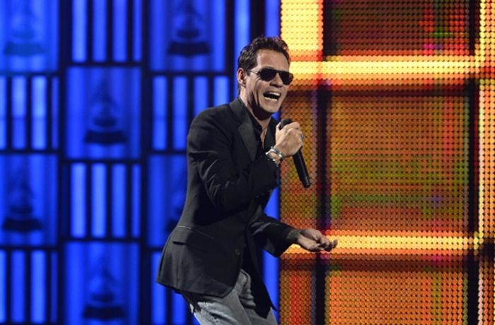 Latin Grammy Award: Goldenes Grammophon für Marc Anthony
