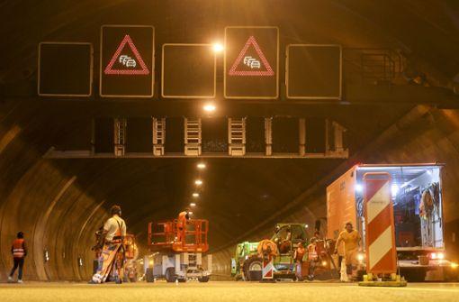 Verkehrschaos und ein gesperrter Engelbergtunnel