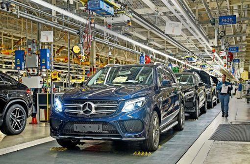 Autobauer wollen US-Zölle verhindern