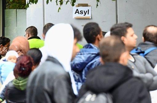 Flüchtlingsheime: Polizei verstärkt Präsenz