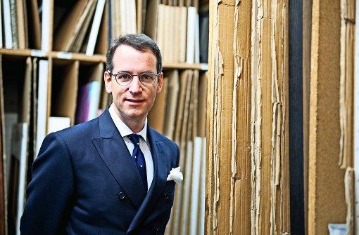 Dirk Boll ist Christie's-Geschäftsführer für Kontinentaleuropa, Russland, Indien, Israel und Dubai Foto: Christie's